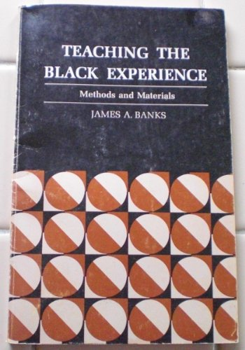 9780822468851: Teaching the Black Experience: Methods and Materials