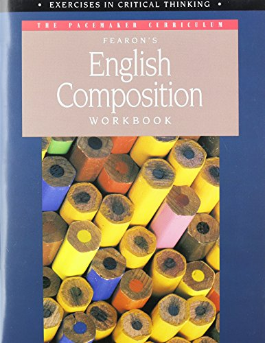 9780822470014: Fearon's English Composition, Workbook