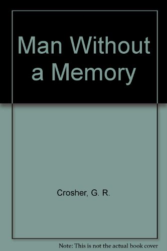 9780822491170: Man Without a Memory
