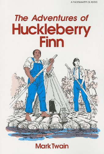 9780822493518: The Adventures of Huckleberry Finn (Pacemaker Classics)
