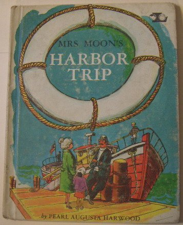 Mrs. Moon's Harbor Trip (Bumba and Moon Easy-Readers): Harwood, Pearl A.