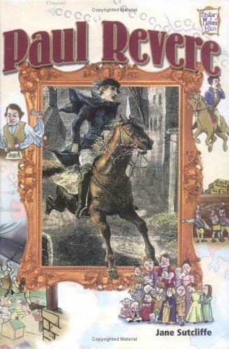 9780822501954: Paul Revere (History Makers Bios)