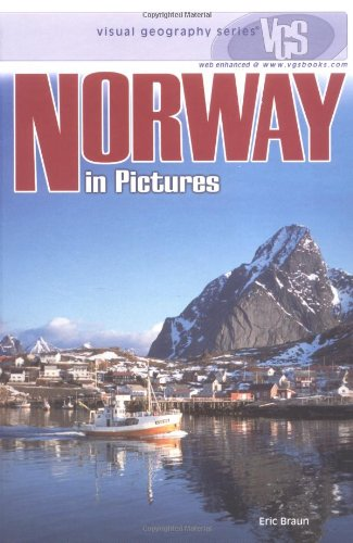 9780822503699: Norway in Pictures (Visual geography)