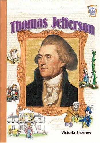 9780822503828: Thomas Jefferson (History Maker Bios)