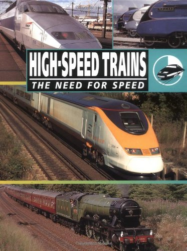 9780822503873: High-Speed Trains (Need for Speed)