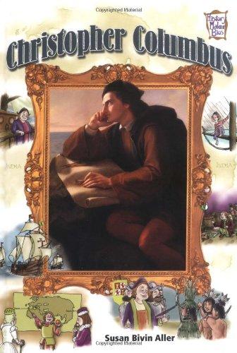 9780822503989: Christopher Columbus (History Maker Bios (Lerner))
