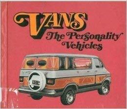 9780822504153: Vans: The Personality Vehicles (Superwheels Series)