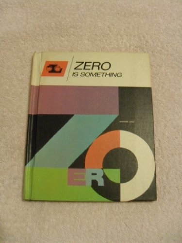 9780822505716: Zero Is Something (Math Concept Book)
