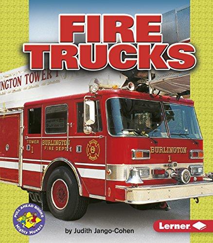 9780822506041: Fire Trucks (Pull Ahead Transportation)