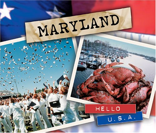9780822507826: Maryland (Hello U.S.A)