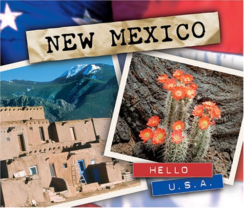 9780822507895: New Mexico (Hello U.S.A.)