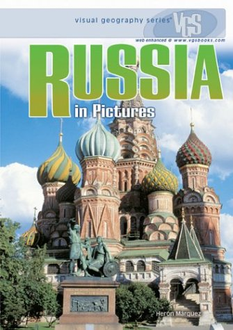 9780822509370: Russia in Pictures (Visual Geography Series)