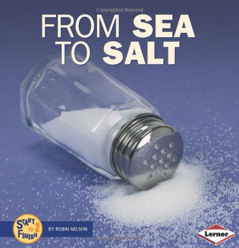 9780822509462: From Sea to Salt (Start to Finish)