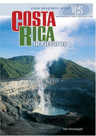 9780822511687: Costa Rica in Pictures (Visual Geography (Twenty-First Century))