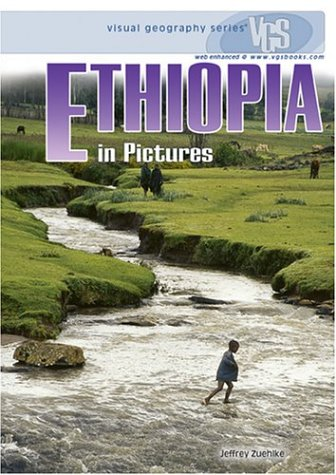 9780822511700: Ethiopia in Pictures, 2nd Edition (Visual Geography (Twenty-First Century))