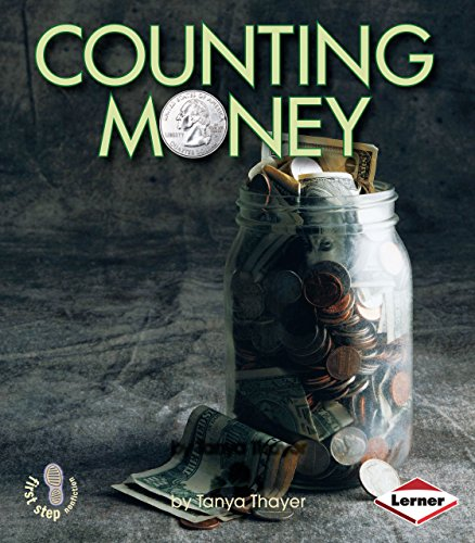 9780822512899: Counting Money (First Step Nonfiction (Paperback))