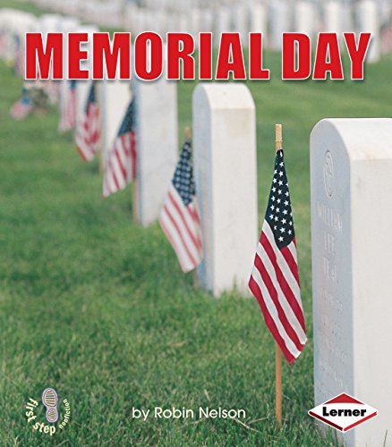 9780822513179: Memorial Day (First Step Nonfiction (Paperback))