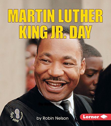 9780822513193: Martin Luther King Jr. Day (First Step Nonfiction)