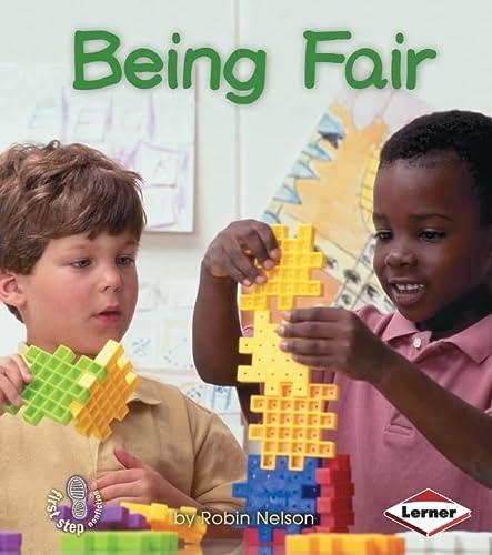 Being Fair (Paperback): Robin Nelson