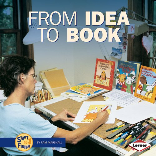 9780822513858: From Idea to Book (Start to Finish)