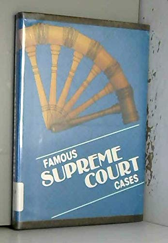 Famous Supreme Court Cases (On Trial): Andrew David, Richard