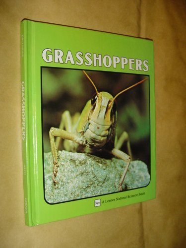 Grasshoppers (Lerner Natural Science Ser.)
