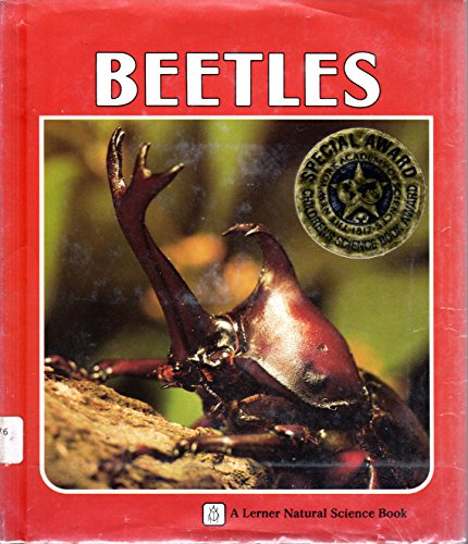 9780822514763: Beetles (Lerner Natural Science Book)