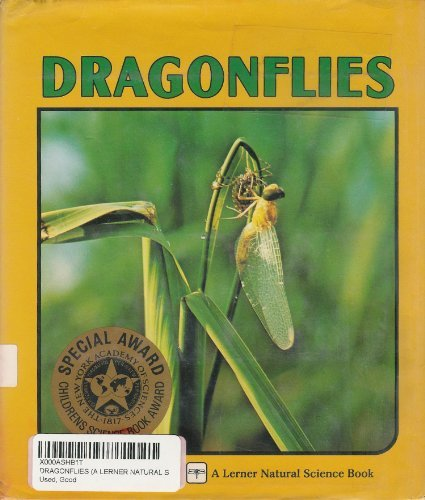 Dragonflies (Lerner Natural Science Ser.)