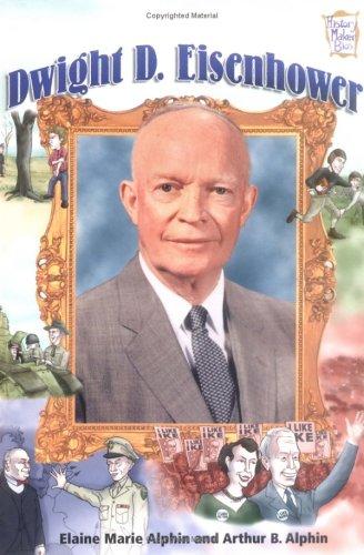 9780822515449: Dwight D. Eisenhower (History Maker Bios)
