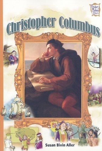9780822515609: Christopher Columbus (History Makers Bios)