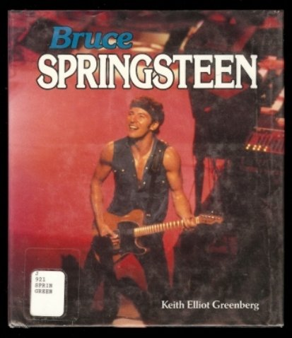 9780822516088: Bruce Springsteen (Entertainment World)