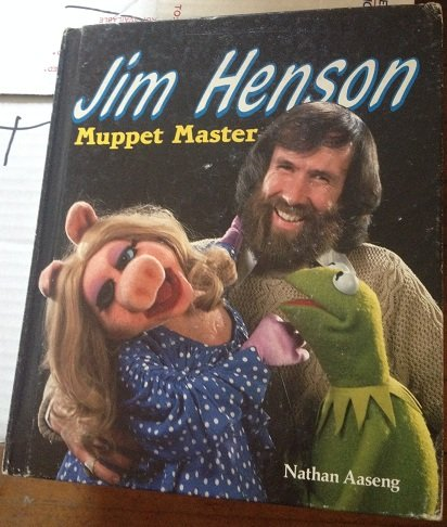 9780822516156: Jim Henson: Muppet Master (Entertainment World Series)