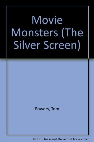 9780822516378: Movie Monsters (The Silver Screen)