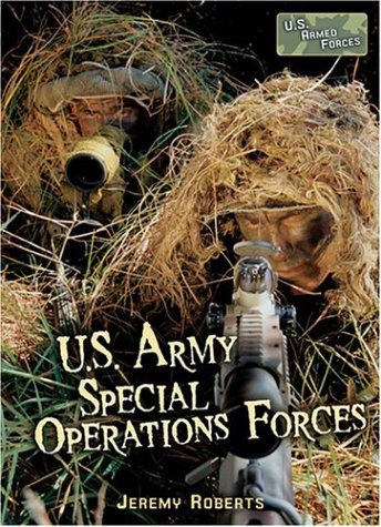 9780822516460: U.S. Army Special Operations Forces (U.S. Armed Forces (Lerner Hardcover))