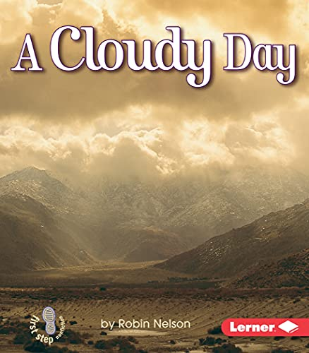 9780822519614: A Cloudy Day (First Step Nonfiction) (First Step Nonfiction (Paperback)) (Rise and Shine)