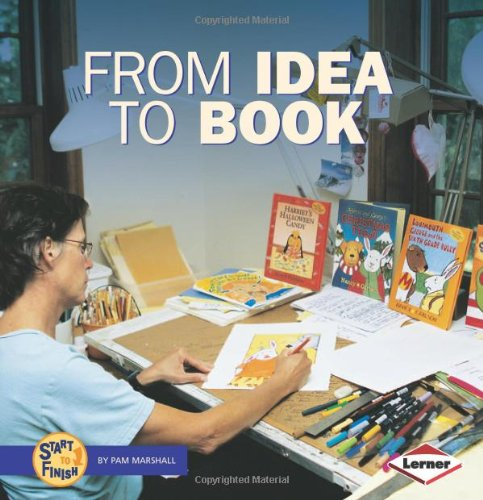 9780822521433: From Idea to Book (Start to Finish)