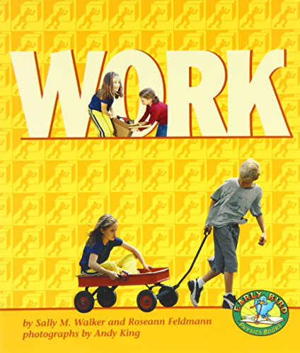 9780822522119: Work (Early Bird Physics Series)