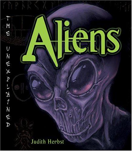 9780822524021: Aliens (The Unexplained)