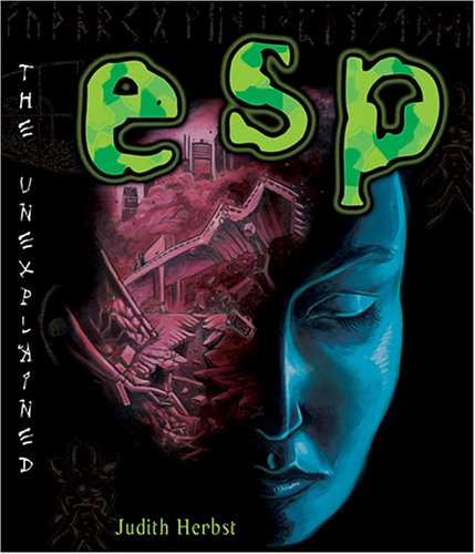 9780822524052: ESP (Unexplained (Learner Paperback))