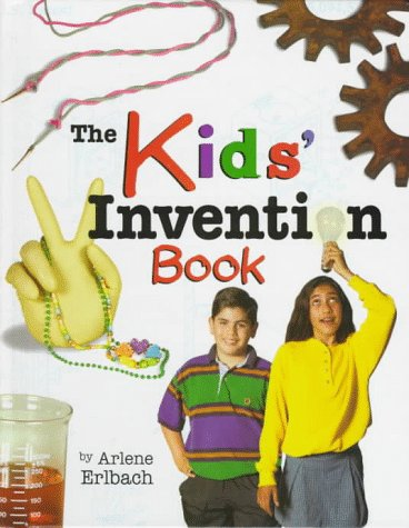 9780822524144: Kids' Invention Book (Kids' Ventures)