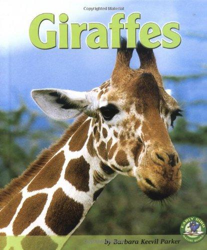 9780822524199: Giraffes (Early Bird Nature Books)