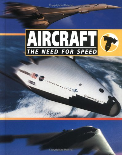 9780822524854: Aircraft (Need for Speed)