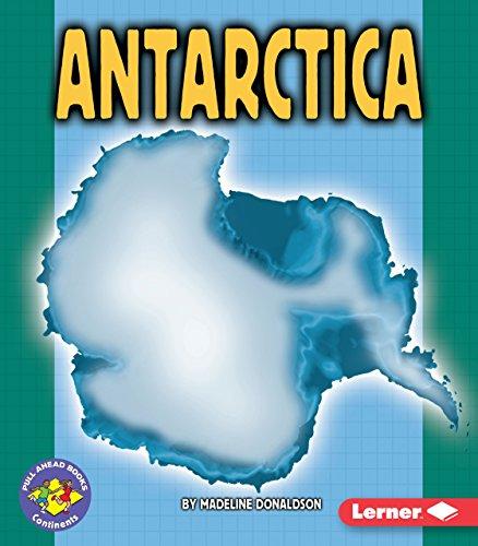 9780822524908: Antarctica (Pull Ahead Books Continents)
