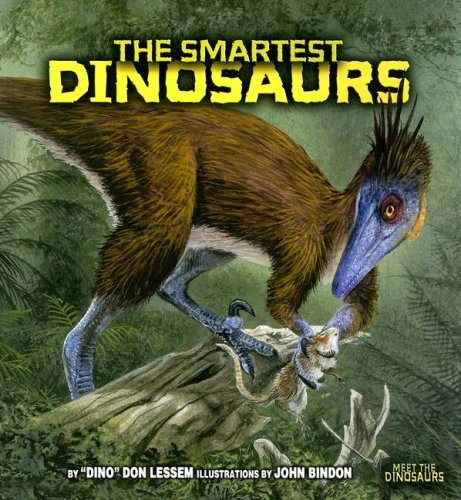 9780822526186: The Smartest Dinosaurs (Meet the Dinosaurs)