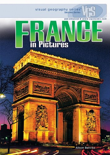 9780822526759: France in Pictures (Visual Geography (Twenty-First Century))
