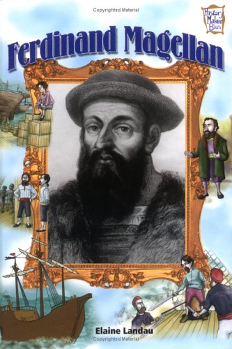 9780822529422: Ferdinand Magellan (History Maker Bios)