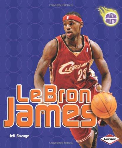 9780822529545: Lebron James (Amazing Athletes)