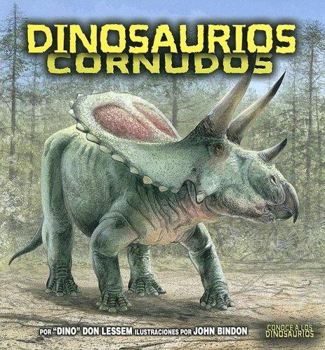 9780822529675: Dinosaurios Cornudos = Horned Dinosaurs (Meet the Dinosaurs) (Spanish Edition)