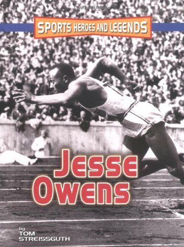 9780822530701: Jesse Owens (Sports Heroes & Legends)