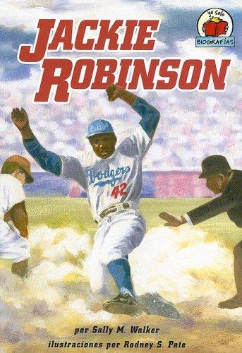 Jackie Robinson (Yo Solo Biografias) (Spanish Edition): Walker, Sally M.